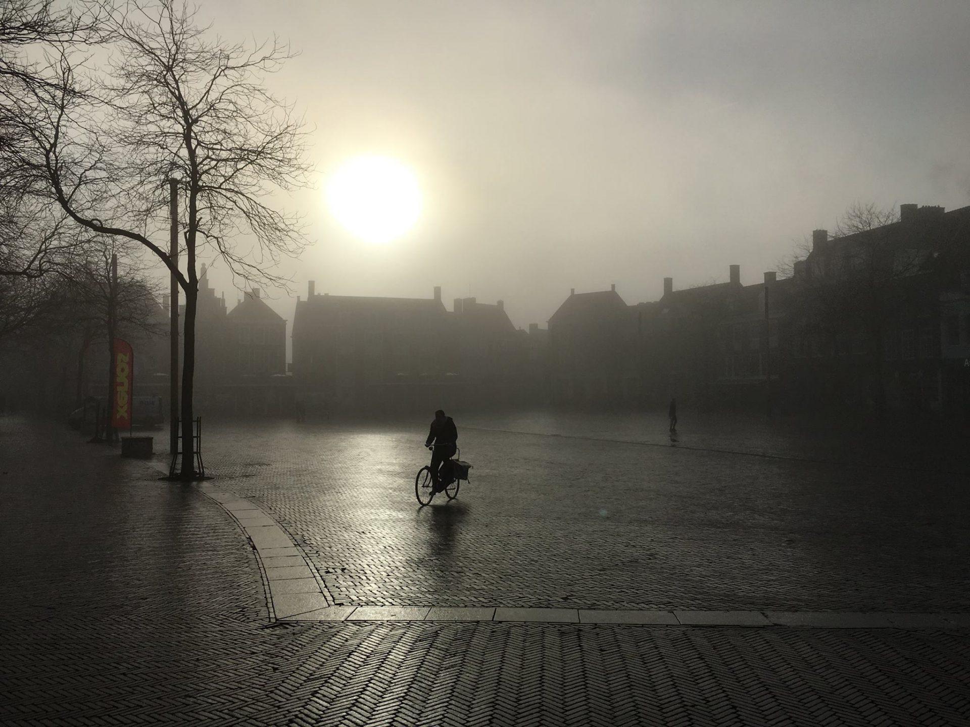 Afbeelding #000 voor het verhaal Mistig Middelburg