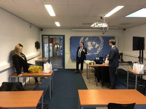 Afbeelding #001 voor het verhaal Moderne Verenigde Naties in Middelburg en Zeeland