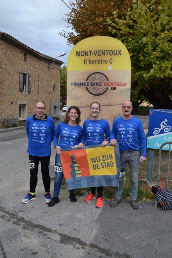 Afbeelding #000 voor het verhaal Mont Ventoux 2019: Middelburgers zamelen in voor Stichting De Lotgenoten
