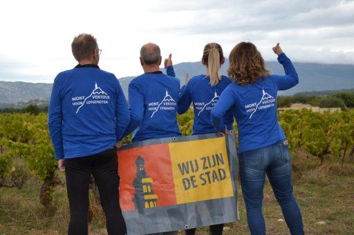 Afbeelding #004 voor het verhaal Mont Ventoux 2019: Middelburgers zamelen in voor Stichting De Lotgenoten