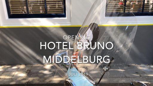 Afbeelding #000 voor het verhaal Mooi en origineel. Hotel Bruno geopend in Middelburg