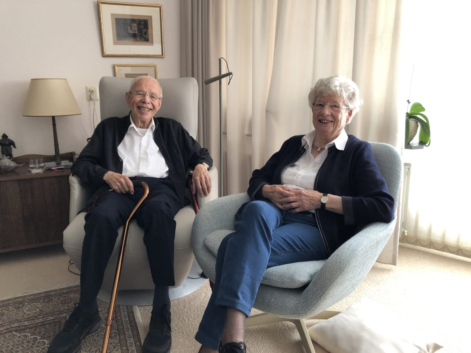 Afbeelding #000 voor het verhaal Mooie Middelburgse Marktherinneringen: op bezoek bij meneer en mevrouw Bos