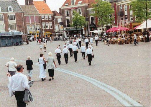Afbeelding #001 voor het verhaal Moritz Benschop over de geschiedenis en organisatie van Middelburg VOLkoren