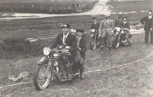 Afbeelding #000 voor het verhaal Motorcrossen bij Middelburg, the early days