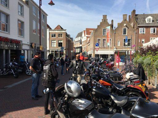 Afbeelding #000 voor het verhaal Motorcycle Ride Out Bar American 2017