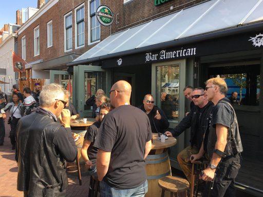 Afbeelding #004 voor het verhaal Motorcycle Ride Out Bar American 2017