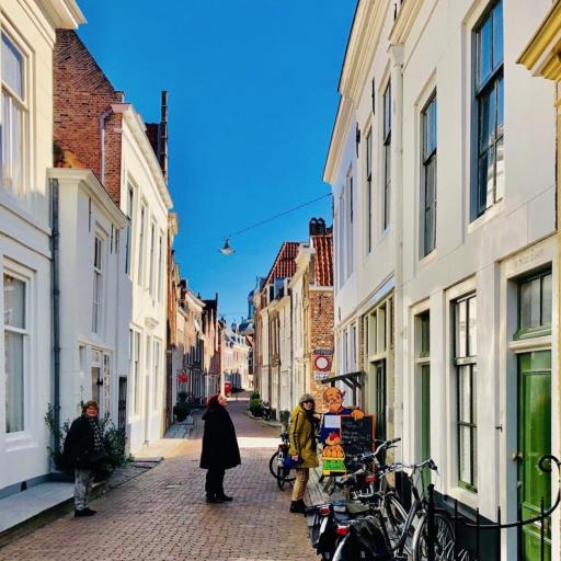 Afbeelding #002 voor het verhaal Na de regen kwam de leegte: Middelburg op Instagram, februari-maart 2020