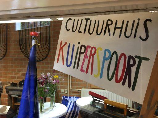 Afbeelding #001 voor het verhaal Neem eens een kijkje bij Cultuurhuis Kuiperspoort!