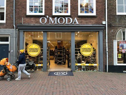 Afbeelding #000 voor het verhaal Nelson Schoenen naar de Lange Delft in Middelburg