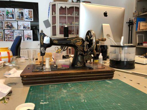 Afbeelding #004 voor het verhaal Net even anders: in de studio van Anne Breel