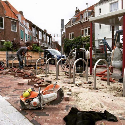 Afbeelding #000 voor het verhaal Nieuw beleid voor papier- en glasafval in Middelburg Centrum