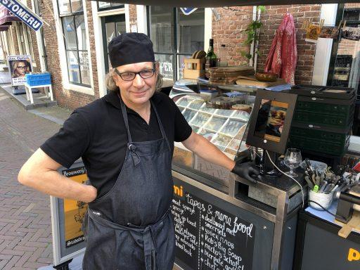 Afbeelding #000 voor het verhaal Nieuw bij Stadsbrouwerij Middelburg: Primi Popup Catering