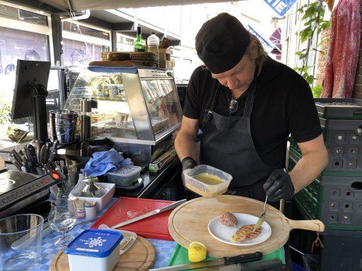 Afbeelding #001 voor het verhaal Nieuw bij Stadsbrouwerij Middelburg: Primi Popup Catering