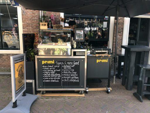Afbeelding #003 voor het verhaal Nieuw bij Stadsbrouwerij Middelburg: Primi Popup Catering