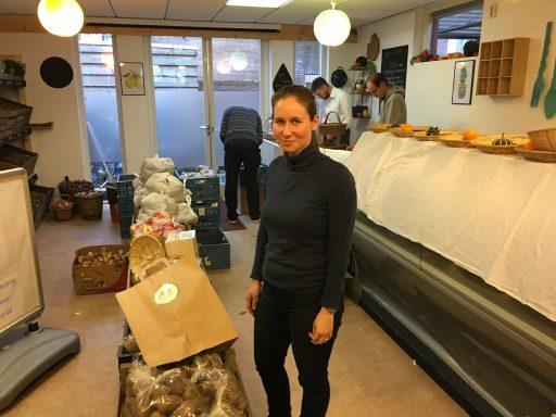 Afbeelding #000 voor het verhaal Nieuw in de Langeviele in Middelburg: Alles is Eten