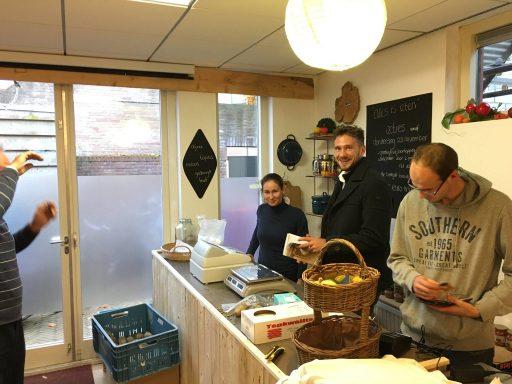 Afbeelding #001 voor het verhaal Nieuw in de Langeviele in Middelburg: Alles is Eten