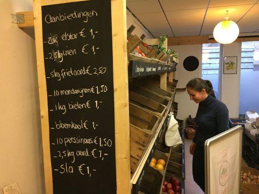 Afbeelding #004 voor het verhaal Nieuw in de Langeviele in Middelburg: Alles is Eten