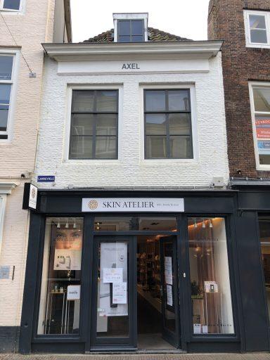 Afbeelding #001 voor het verhaal Nieuw in de Langeviele: Skin Atelier Middelburg