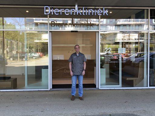 Afbeelding #000 voor het verhaal Nieuw in de Veersepoort in Middelburg: Duintop Dierenkliniek