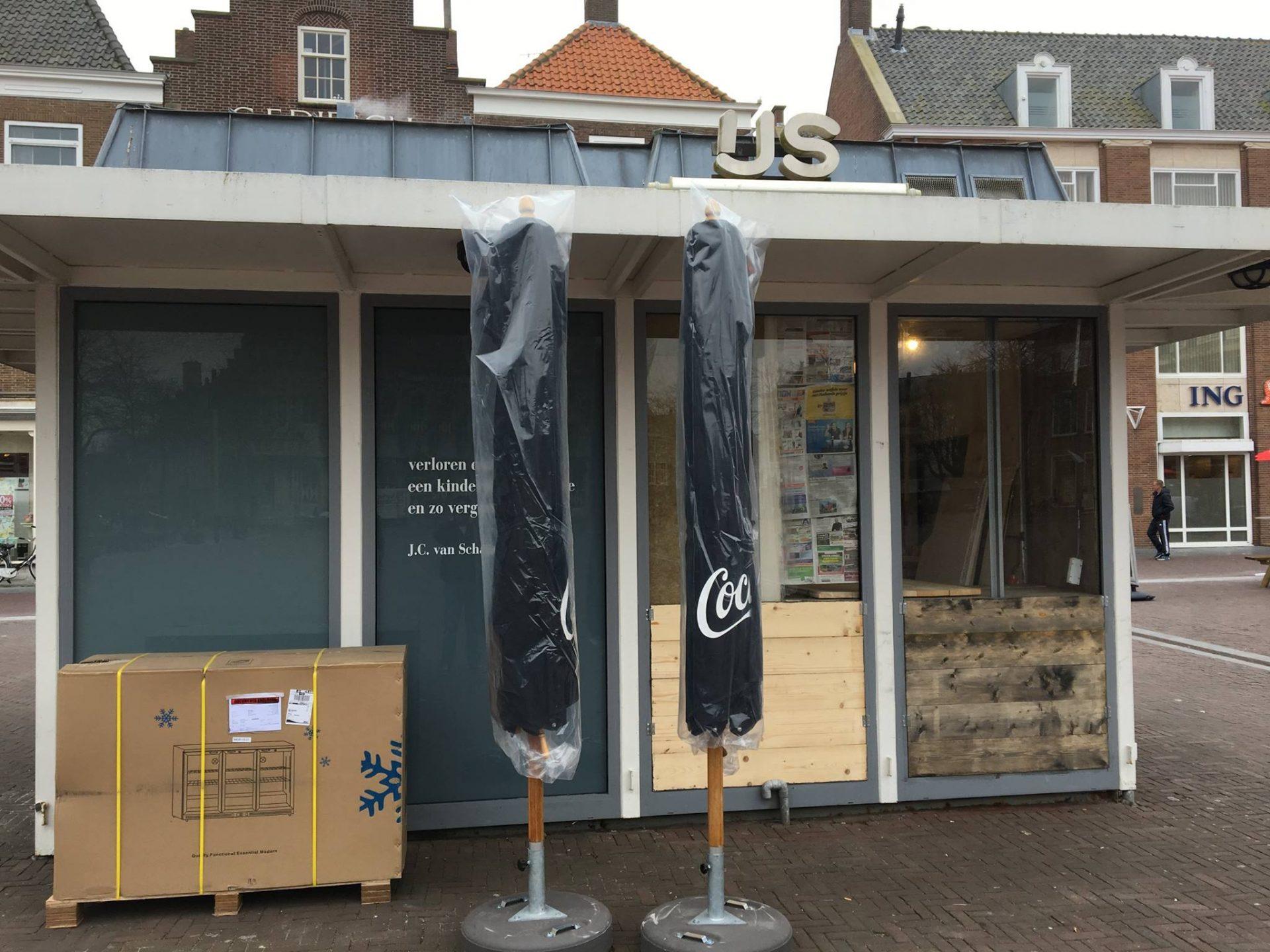 Afbeelding #000 voor het verhaal Nieuw op de Markt in Middelburg: ZenC's Tosti Kraam