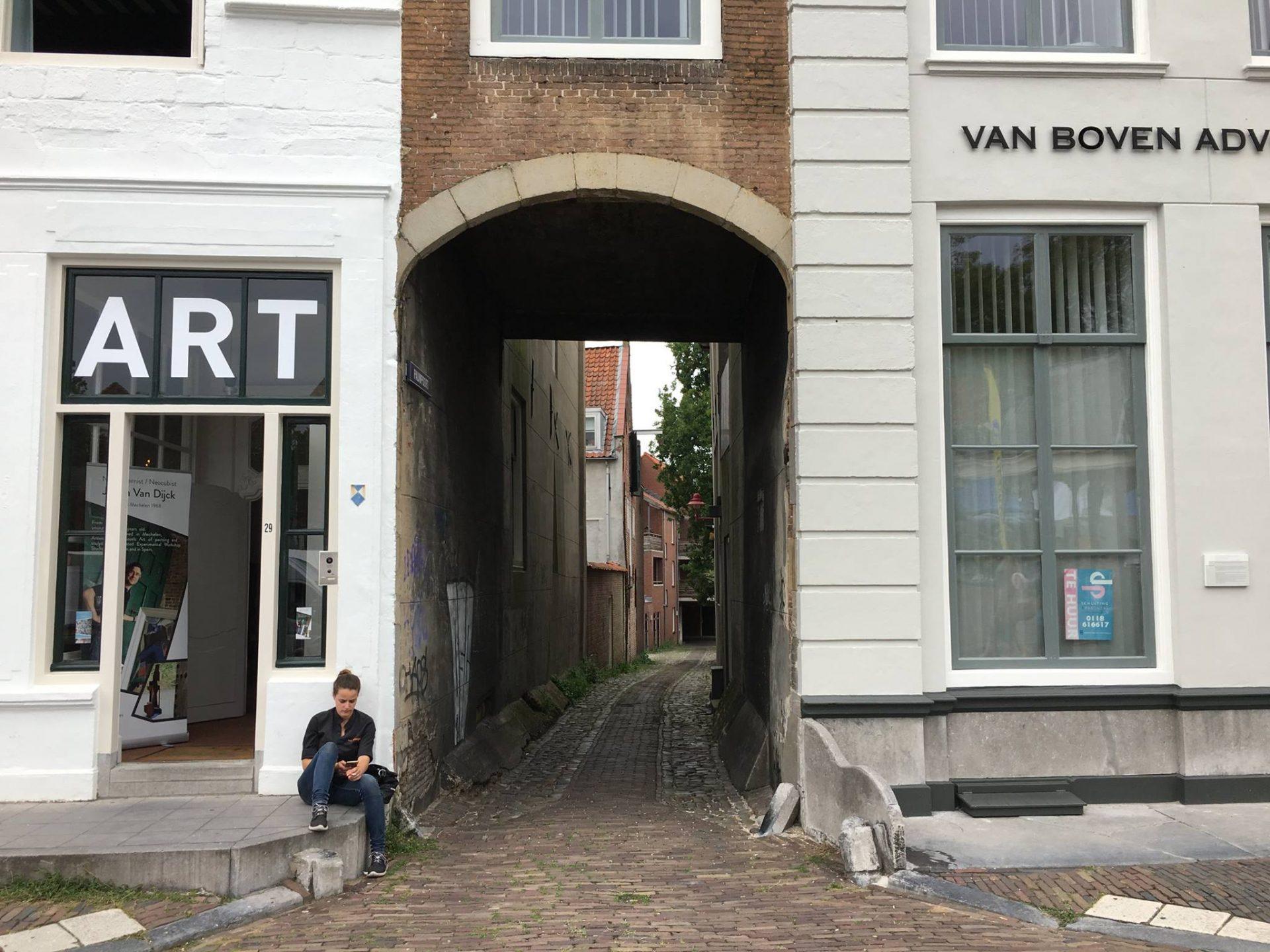 Afbeelding #000 voor het verhaal Nieuw op het Damplein in Middelburg: Galerie Navarro