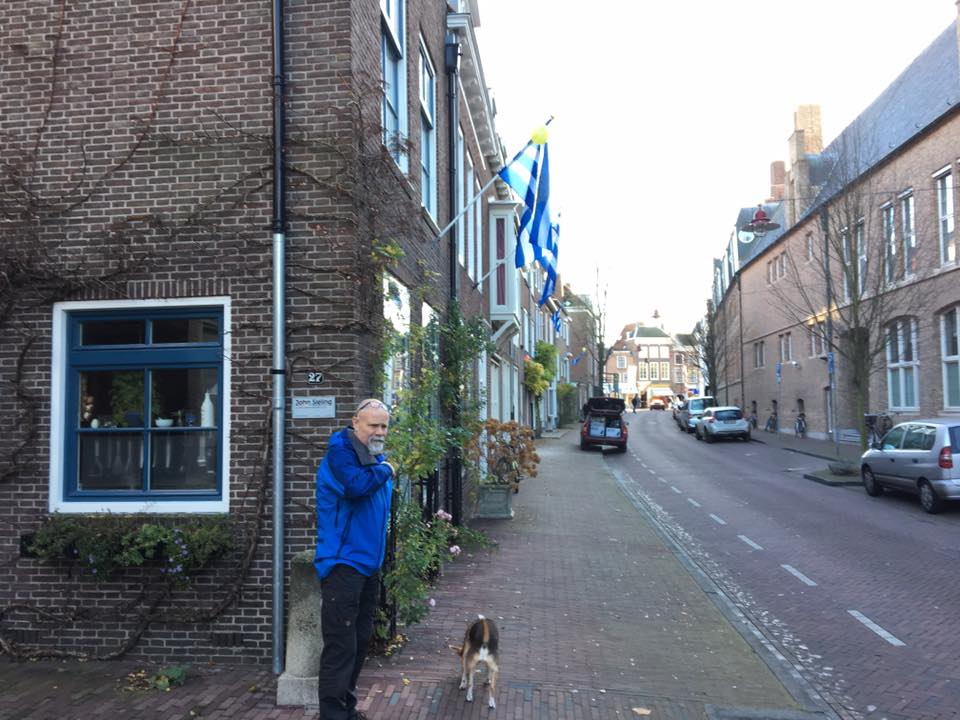 Afbeelding #001 voor het verhaal Nieuwe buren, zo verwelkomen wij die hier!