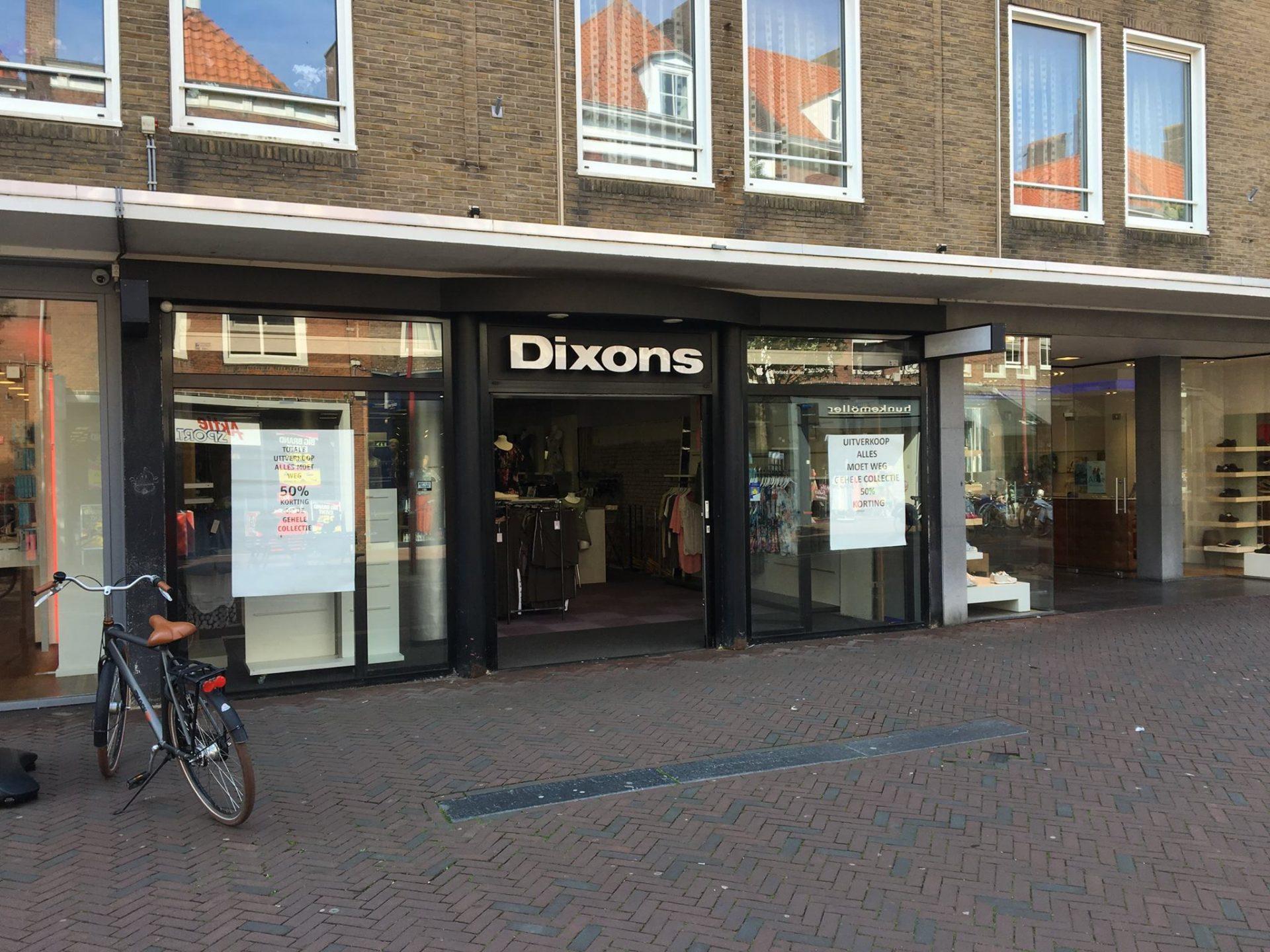Afbeelding #000 voor het verhaal Nieuwe en oude winkels in de Lange Delft