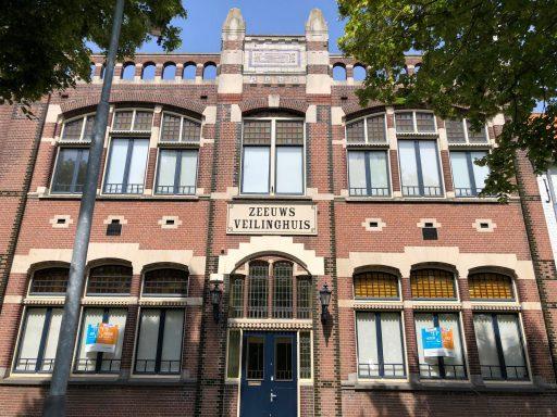 Afbeelding #000 voor het verhaal Nieuwe huisvesting voor Het Zeeuws Veilinghuis in Middelburg