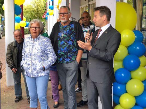 Afbeelding #000 voor het verhaal Nieuwe vestiging Actief Werkt Middelburg officieel geopend. En feestelijk.