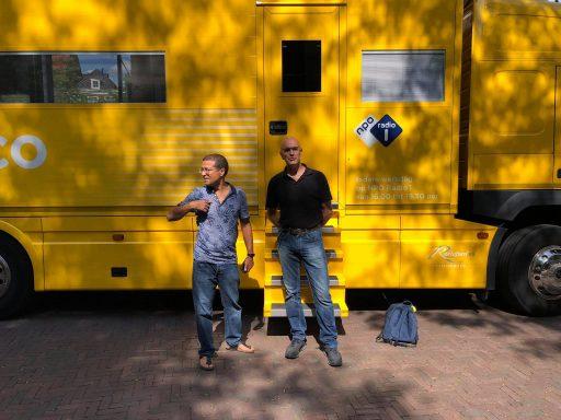 Afbeelding #002 voor het verhaal Nieuws en Co live vanaf de Markt in Middelburg