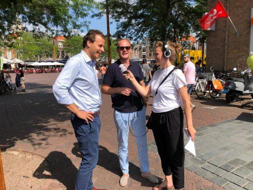 Afbeelding #003 voor het verhaal Nieuws en Co live vanaf de Markt in Middelburg