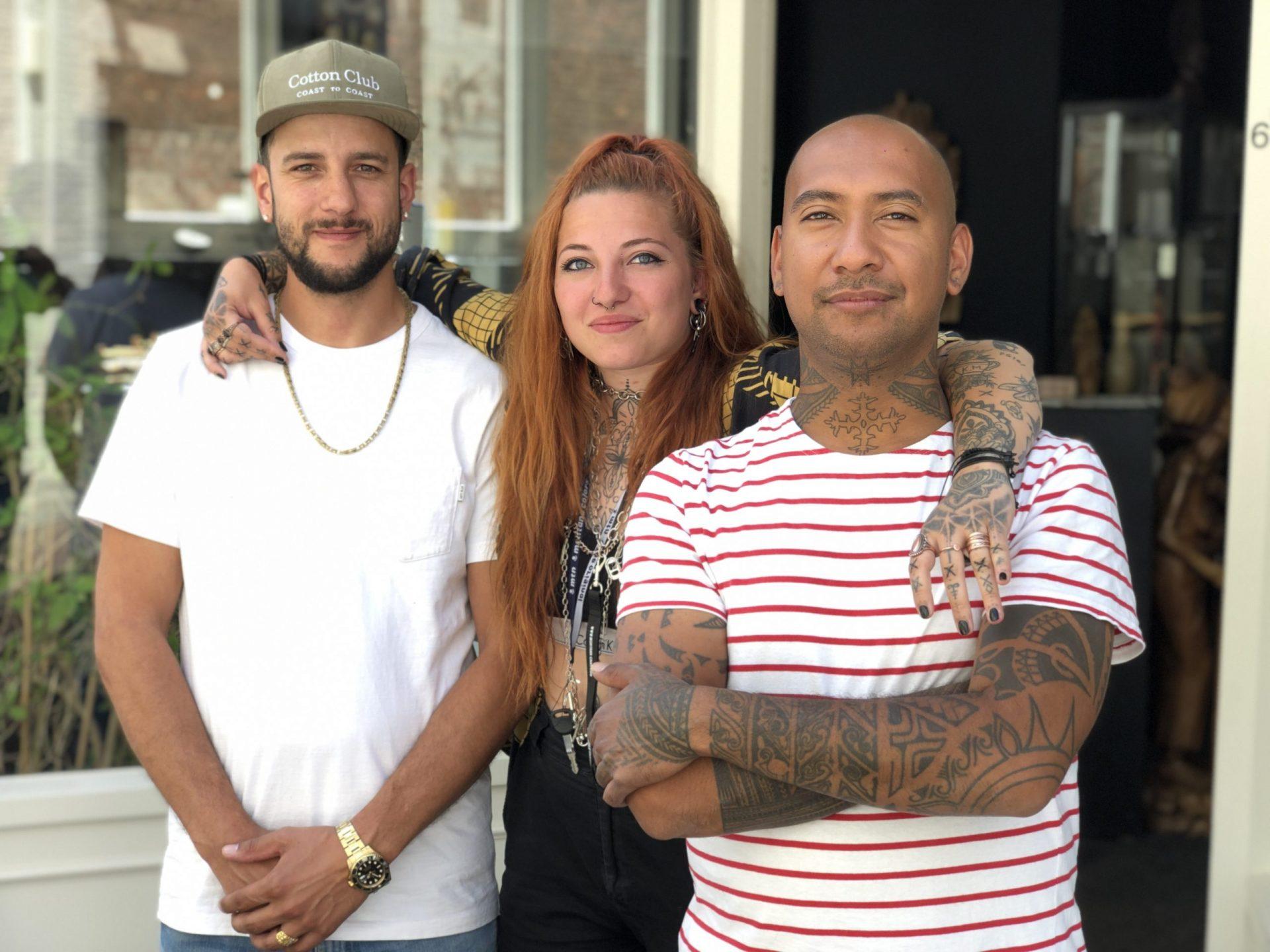 Afbeelding #000 voor het verhaal Nikkie de Steur opent piercingstudio bij Tattoo Tuigh Middelburg