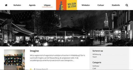 Afbeelding #000 voor het verhaal Nu live: de nieuwe website van Wij zijn De Stad!