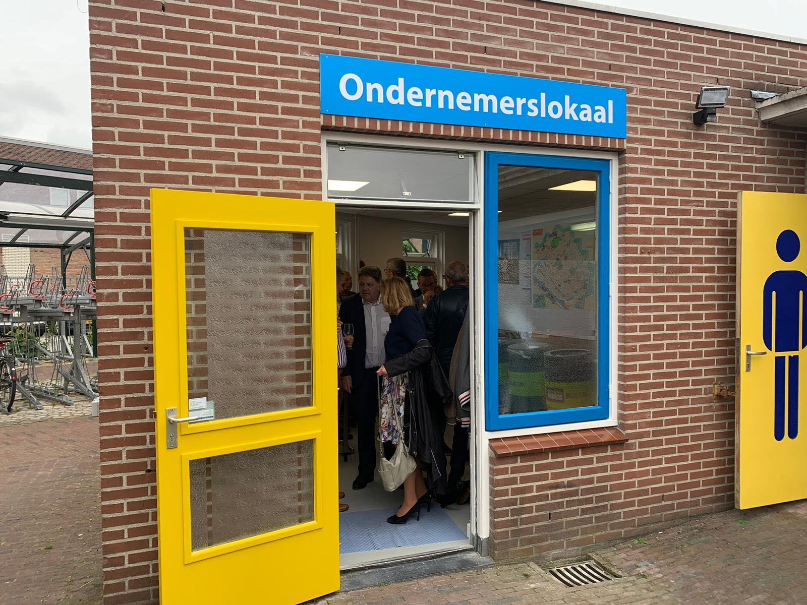 Afbeelding #000 voor het verhaal Ondernemerslokaal Middelburg officieel geopend op het Zusterplein