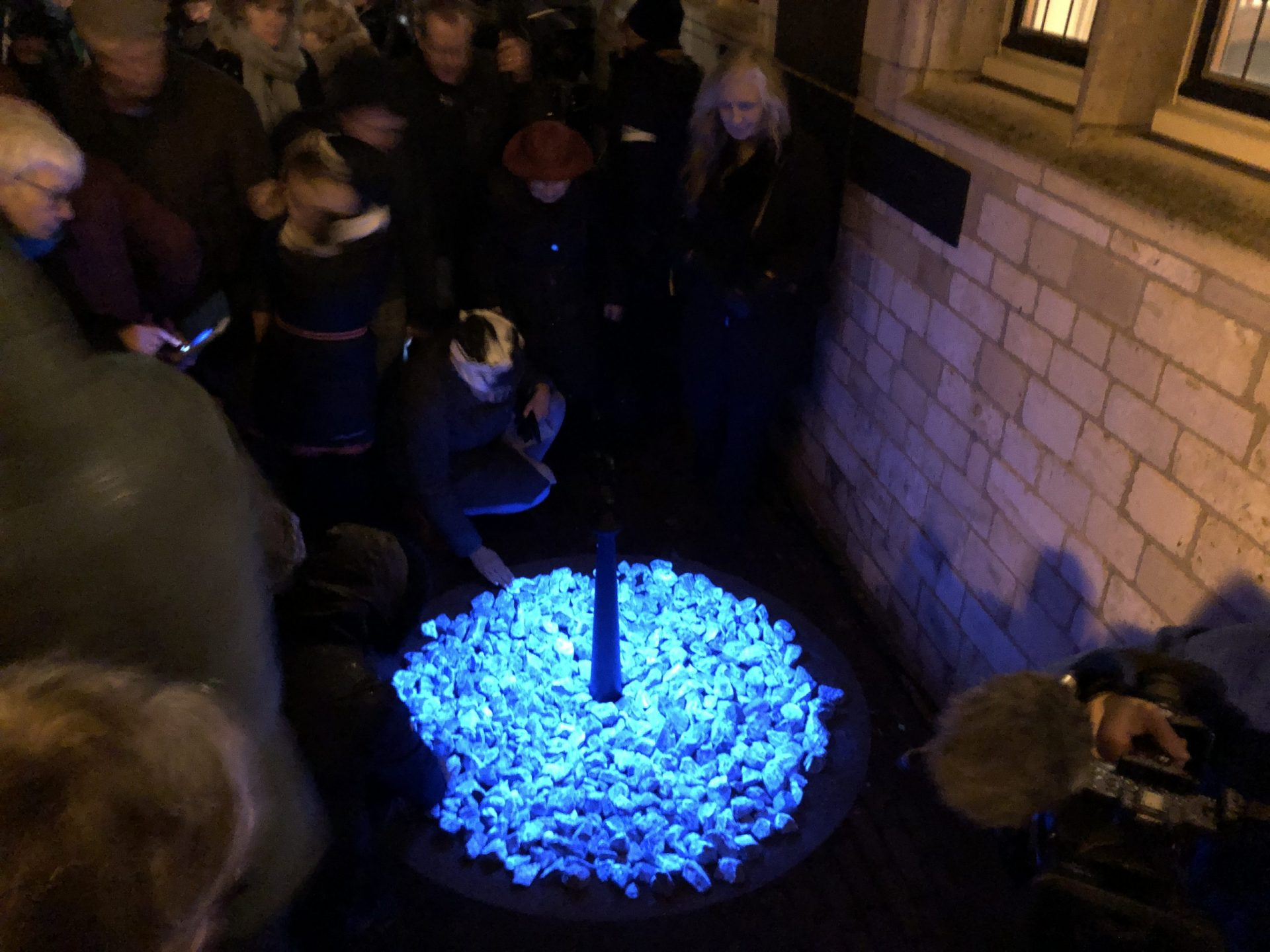 Afbeelding #001 voor het verhaal Onthulling Holocaustmonument Levenslicht in Middelburg