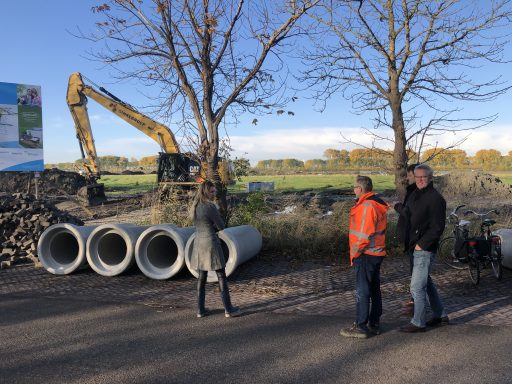 Afbeelding #002 voor het verhaal Ooit Kwekerij Adriaanse, straks een duurzame woonwijk: Essenvelt is van start