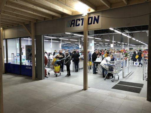 Afbeelding #000 voor het verhaal Ook Action heropend in Tref Middelburg