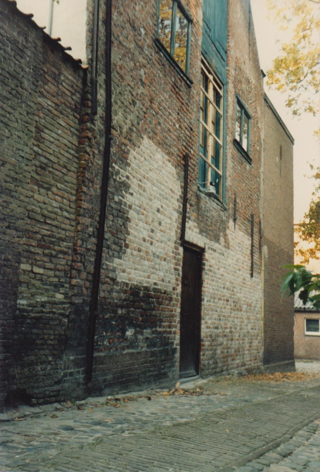Afbeelding #000 voor het verhaal Ook een nieuwe (horeca-)bestemming voor Pauwpoort 3 in Middelburg