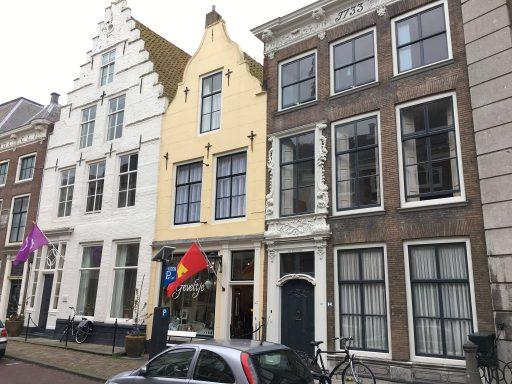 Afbeelding #000 voor het verhaal Op bezoek bij antiekwinkel 't Geveltje in Middelburg