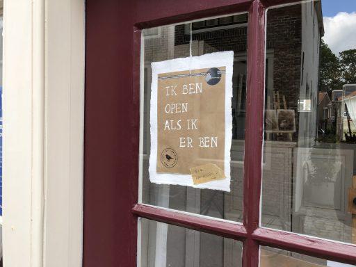 Afbeelding #002 voor het verhaal Op bezoek bij Atelier Muze-musje in de Bellinkstraat in Middelburg