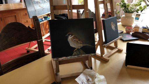 Afbeelding #003 voor het verhaal Op bezoek bij Atelier Muze-musje in de Bellinkstraat in Middelburg
