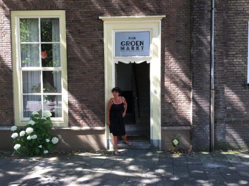 Afbeelding #001 voor het verhaal Op bezoek bij B&B Groenmarkt in Middelburg