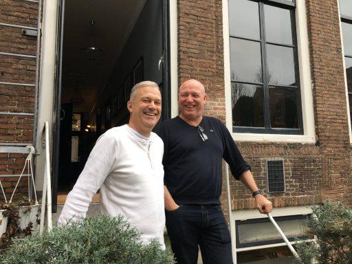 Afbeelding #001 voor het verhaal Op bezoek bij B&B 't Poorthuys in Middelburg