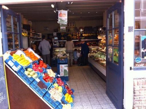 Afbeelding #002 voor het verhaal Op bezoek bij de groentehal in de Spanjaardstraat