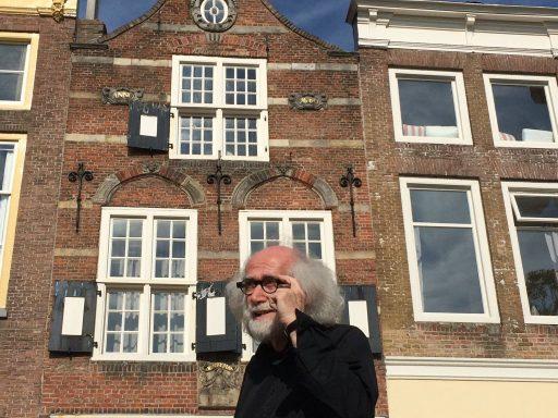 Afbeelding #001 voor het verhaal Op bezoek bij de Kite Gallery in Middelburg