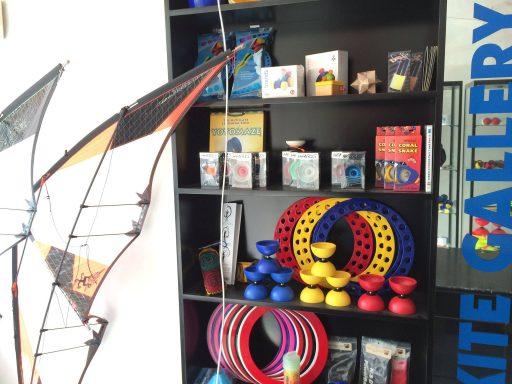 Afbeelding #002 voor het verhaal Op bezoek bij de Kite Gallery in Middelburg