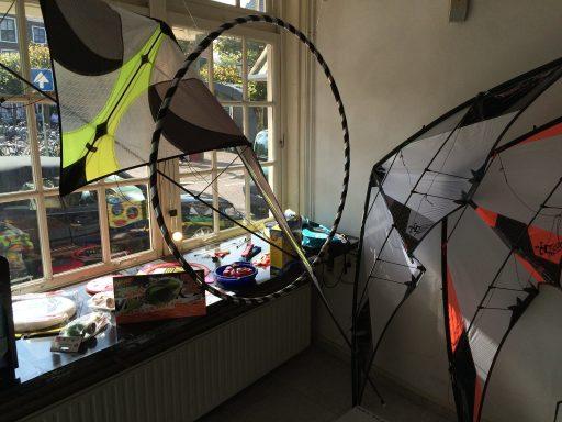 Afbeelding #003 voor het verhaal Op bezoek bij de Kite Gallery in Middelburg
