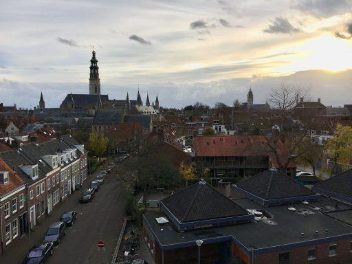 Afbeelding #000 voor het verhaal Op bezoek bij de Scouting Berdenis van Berlekomgroep in Middelburg