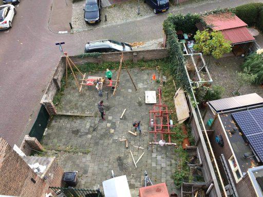 Afbeelding #003 voor het verhaal Op bezoek bij de Scouting Berdenis van Berlekomgroep in Middelburg