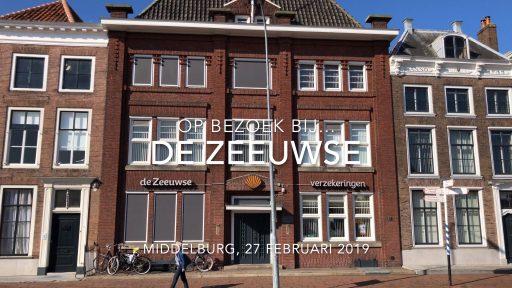 Afbeelding #000 voor het verhaal Op bezoek bij De Zeeuwse Verzekeringen in Middelburg